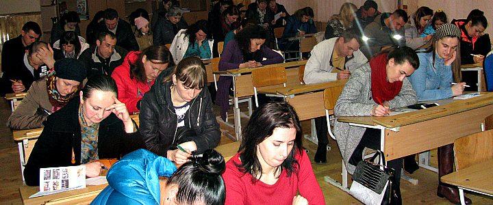 Збори батьків майбутніх першокласників