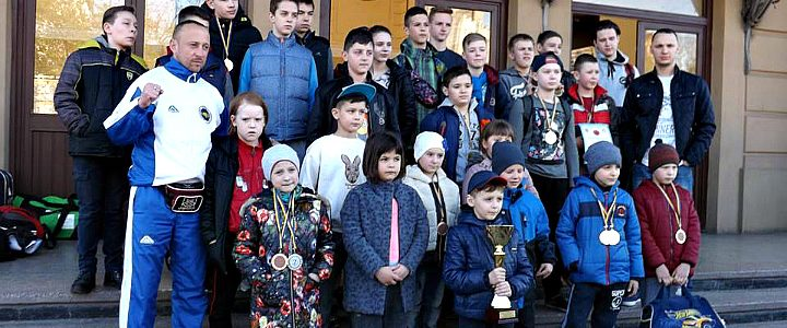 "Всеукраїнський турнір ""Кубок Воїна""2017"
