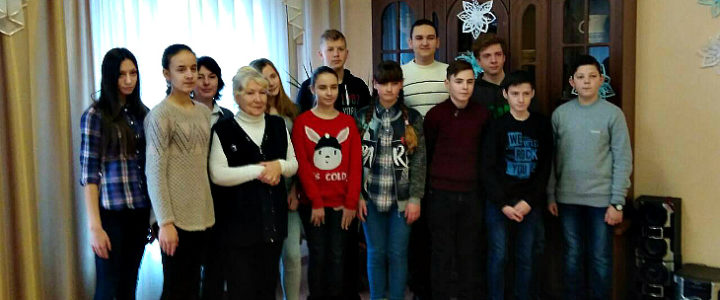 Співпраця з БФ «Карітас-УГКЦ»