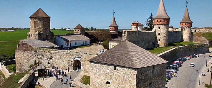 Екскурсія в Хотинську фортецю